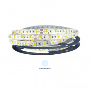 STRISCIA A LED SMD 5050 300 LED 5M METRI STRIP LED BOBINA IMPERMEABILE FREDDA