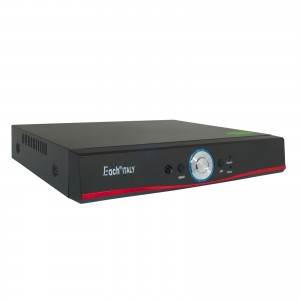 DVR RECORDER AHD CVBS ANALOGICO 16 CH CANALI AUDIO VIDEO HARD DISK 500 GB CLOUD H.264