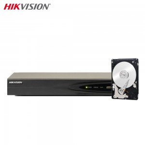NVR HIKVISION 8 CANALI 8 MPX 4K DS-7608NI-K1 HARD DISK 3TB